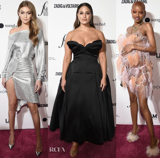 Daily Front Row's Fashion Media Awards