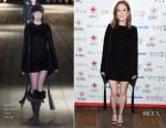 Julianne Moore In Saint Laurent - 'Bel Canto' New York Premiere
