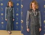 Laura Dern In Thom Browne - 2018 Emmy Awards