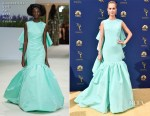 Poppy Delevingne In Giambattista Valli Haute Couture - 2018 Emmy Awards