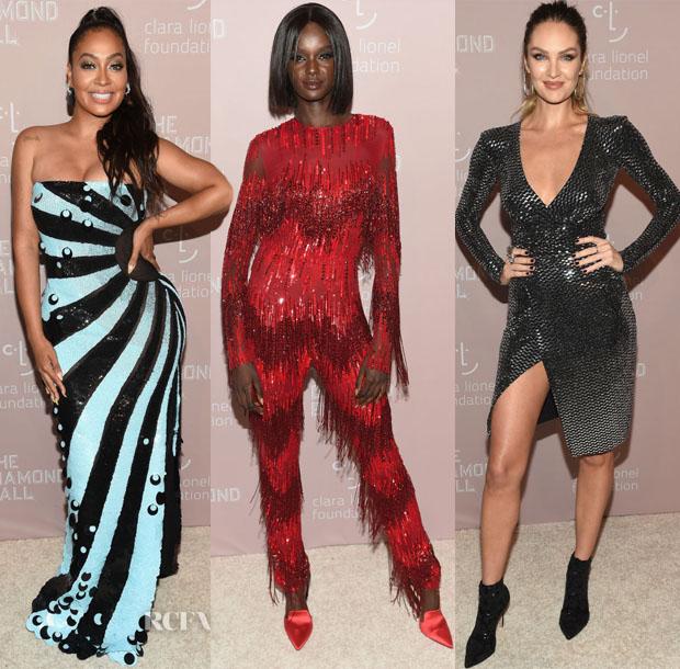 Rihanna's 4th Annual Diamond Ball5