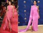 Thandie Newton In Brandon Maxwell - 2018 Emmy Awards