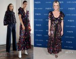 Alice Eve In Carolina Herrera - PORTER's Incredible Women Gala 2018