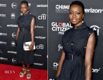 Danai Gurira In Proenza Schouler - 2018 Global Citizen Festival: Be The Generation