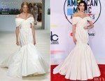 Dua Lipa In Giambattista Valli Haute Couture - 2018 American Music Awards