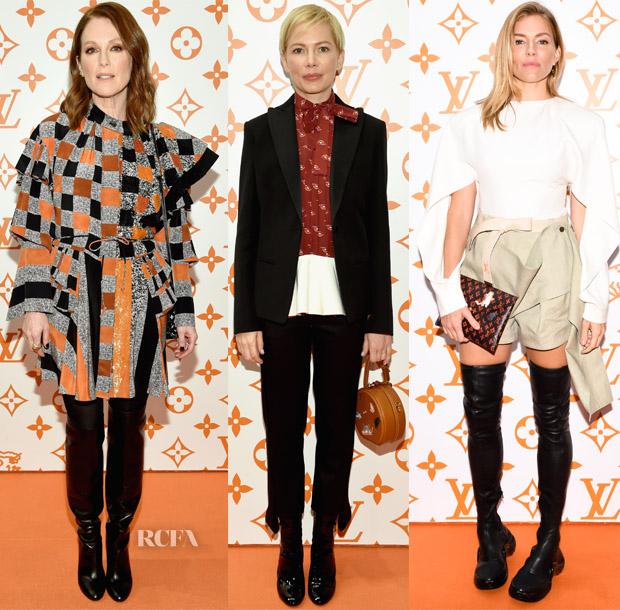 Louis Vuitton X Grace Coddington: New York City Pop-Up Opening Event