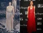 Natalie Portman In Christian Dior - L.A. Dance Project's Annual Gala