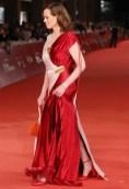 Sigourney Weaver In Off-White & Marni - Close Encounter Session Rome Film Festival