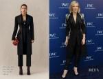 Cate Blanchett In Alexander McQueen - IWC Schaffhausen Shanghai Event