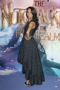 Misty Copeland In Fendi - 'The Nutcracker and the Four Realms ' London Premiere