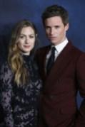 Hannah Redmayne In Alexander McQueen - 'Fantastic Beasts The Crimes Of Grindelwald' London Premiere