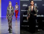 Inma Cuesta In Naeem Khan - Men's Health 'Men of The Year' Awards 2018
