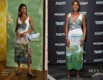 Issa Rae In Altuzarra - 7th Annual State Of The Entertainment Industry Conference