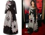 Mary Elizabeth Winstead's Valentino Margherita Gown
