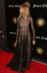 Meg Ryan In J. Mendel - Friar's Club Honors Billy Crystal With Entertainment Icon Award