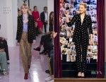 Fashion Blogger Catherine Kallon Features Amber Heard In Chloé - The Late Late Show with James Corden