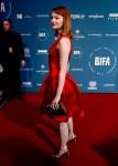 Emma Stone In Louis Vuitton - 2018 British Independent Film Awards