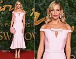 Fashion Blogger Catherine Kallon feature Poppy Delevingne In Prada - The Fashion Awards 2018