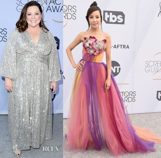 Fashion Blogger Catherine Kallon features 2019 SAG Awards