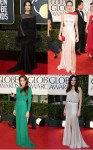 Fashion Blogger Catherine Kallon features Angelina Jolie's Best Atelier Versace Moments At The Golden Globe Awards