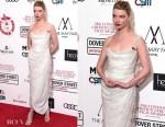Fashion Blogger Catherine Kallon features Anya Taylor-Joy In Vivienne Westwood - 2019 London Critics' Circle Choice Awards