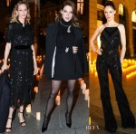 Fashion Blogger Catherine Kallon features oucheron Dinner