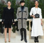 Fashion Blogger Catherine Kallon features Front Row @ Chanel Spring 2019 Haute Couture