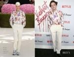 Fashion Blogger Catherine Kallon features Charlie Heaton In Dior Men - 'Velvet Buzzsaw' Sundance Film Festival Premiere