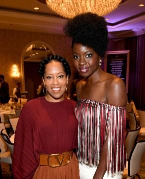 Fashion Blogger Catherine Kallon features Danai Gurira In Gabriela Hearst - 2019 AFI Awards
