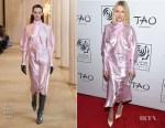 Fashion Blogger Catherine Kallon features Naomi Watts In Nina Ricci - 2018 New York Film Critics Circle Awards