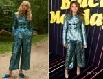 Fashion Blogger Catherine Kallon features Regina Hall In Claudia Li - 'Black Monday' LA Premiere