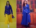Fashion Blogger Catherine Kallon Features Sonam Kapoor Is Instaglam In Dalood