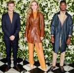 Fashion Blogger Catherine Kallon features WSJ Talents and Legends Dinner Honoring Lucas Hedges