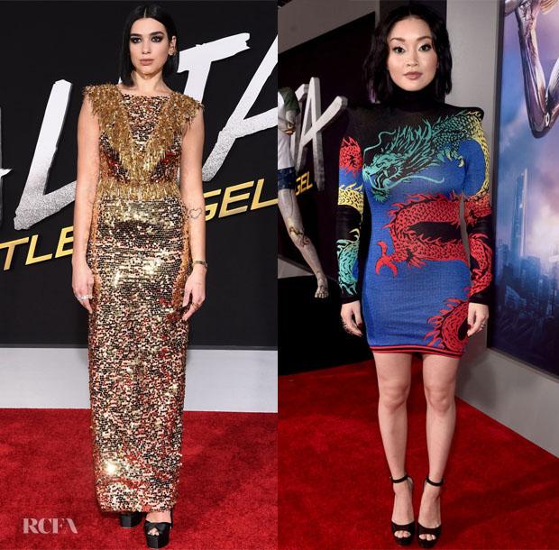 Fashion Blogger Catherine Kallon features 'Alita: Battle Angel' New York Premiere