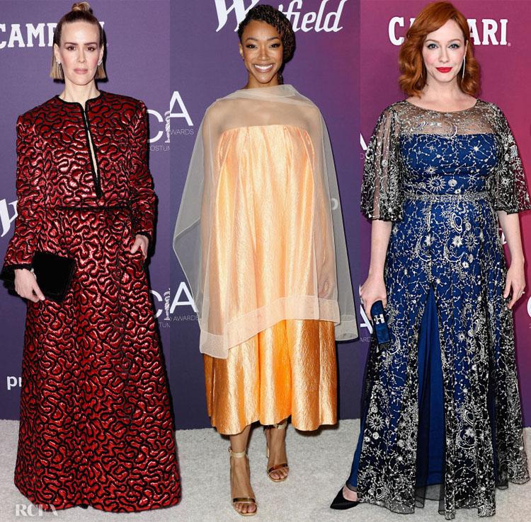 Fashion Blogger Catherine Kallon features 2019 Costume Designers Guild Awards