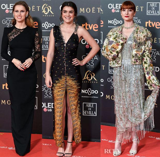 Fashion Blogger Catherine Kallon features 2019 Goya Awards
