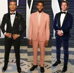 2019 Vanity Fair Oscar Party Menswear Roundup