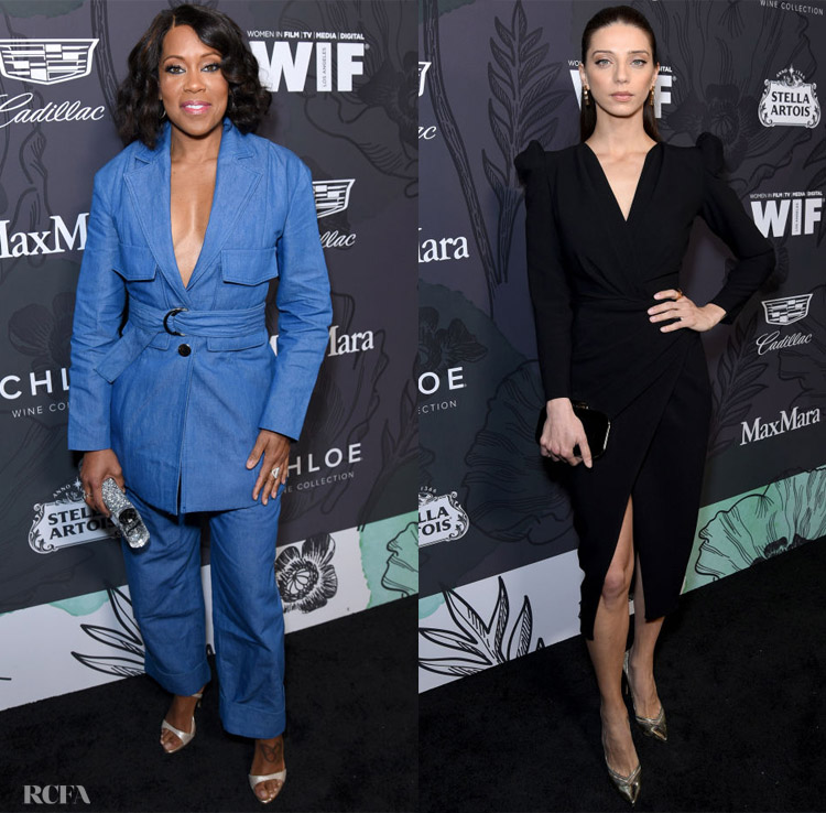Fashion Blogger Catherine Kallon features 2019 Women In Film Oscar Nominees Party
