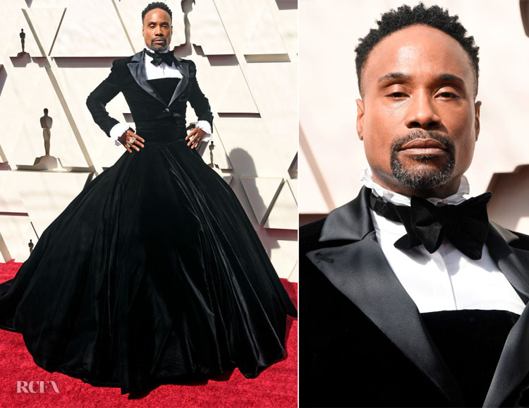 Billy Porter In Christian Siriano - 2019 Oscars