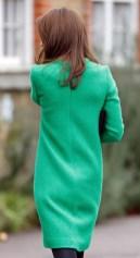 Fashion Blogger Catherine Kallon features Catherine, Duchess of Cambridge In Eponine London - Lavender Primary School Visit