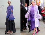 Katy Perry In Solace London & Sally LaPointe - Good Morning America