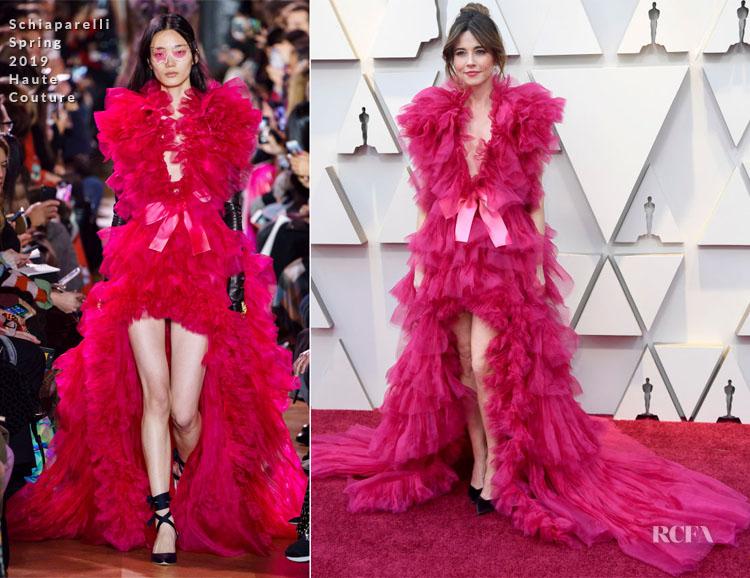 Linda Cardellini In Schiaparelli Haute Couture - 2019 Oscars