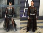 Tessa Thompson In Chanel Haute Couture - 2019 Vanity Fair Oscar Party