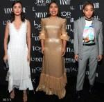 Fashion Blogger Catherine Kallon features Vanity Fair And L'Oréal Paris Celebrate New Hollywood