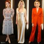 Fashion Blogger Catherine Kallon features dunhill Pre-BAFTA Dinner