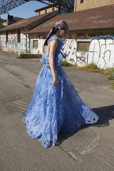 Jessica Kahawaty In Valentino - 'Love Ball Arabia'