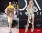 Bria Vinaite In Sies Marjan - Netflix's 'The OA Part II' Premiere