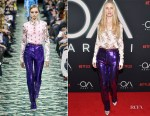 Brit Marling In Paco Rabanne - Netflix's 'The OA Part II' Premiere