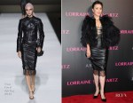 Carina Lau In Tom Ford & Agent Provocateur - Celebration of Lorraine Schwartz Jewelry
