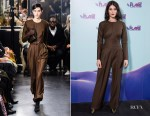 Gemma Arterton In Emilia Wickstead - 'Vita & Virginia' UK Premiere & Opening Night Gala